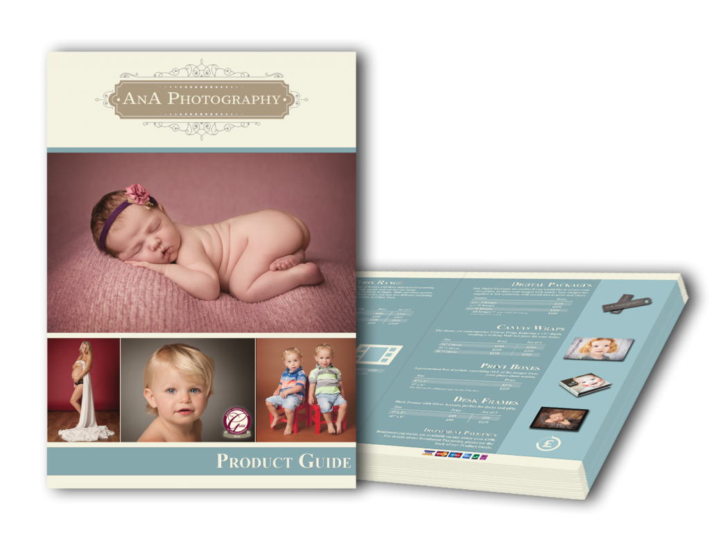 Brochure and Leaflet Design in Cornwall