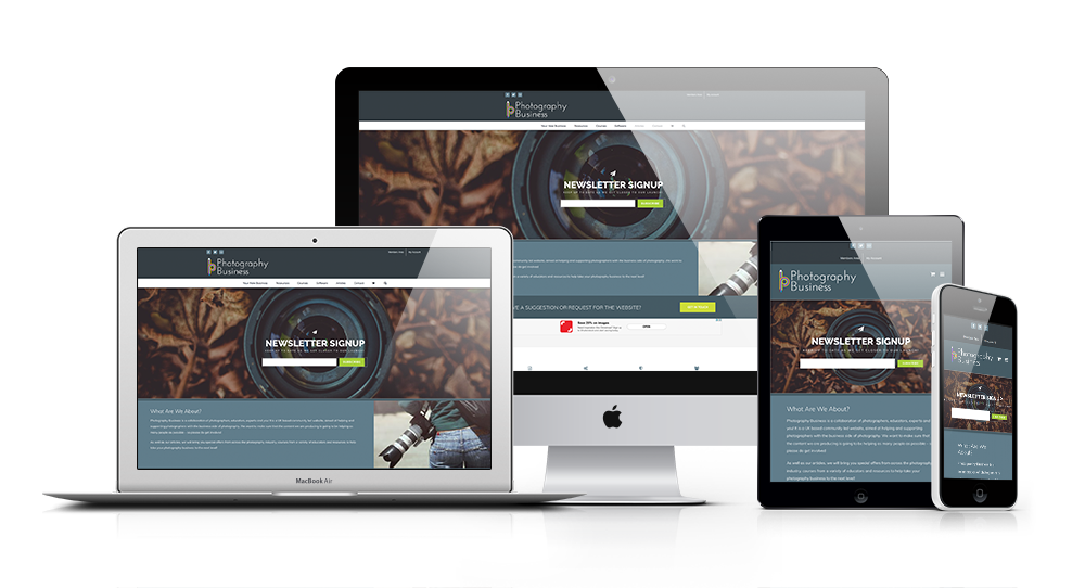 Builder Web Design Cornwall